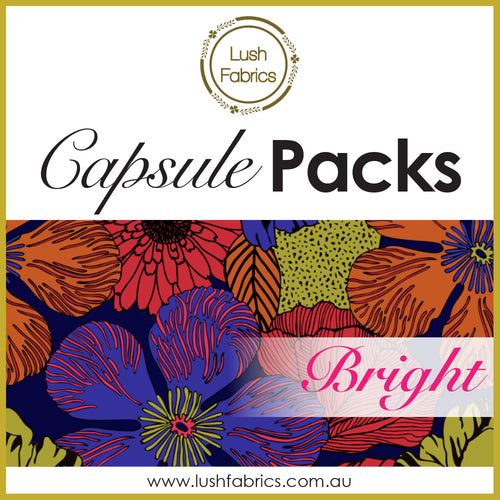 Mini Capsule Pack - Bright