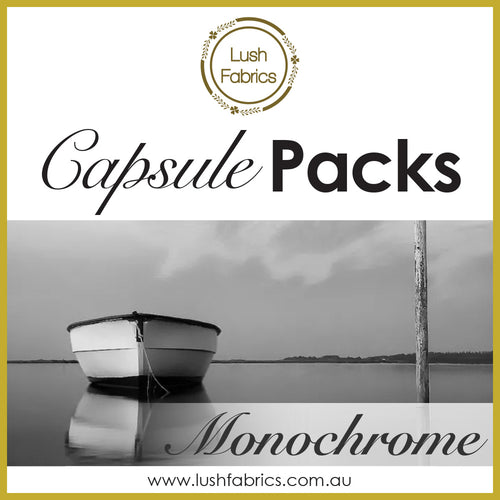 Mini Capsule Pack - Monochrome
