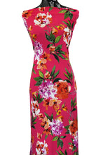 Load image into Gallery viewer, Carmen in Hot Pink - $17.50 per metre - DTY