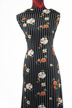 Load image into Gallery viewer, Stripes in Bloom - $18.50pm - Rayon Spandex