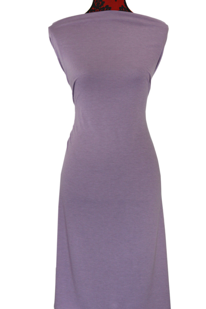 Dusty Lavender - $18.50 pm - French Terry