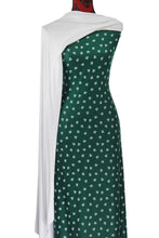 Load image into Gallery viewer, Forest Green Kisses - $17.50 pm - Double Brushed Poly