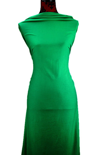 Green  - $17.50 pm - 180gsm Cotton Spandex