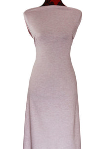 Heathered Blush - $18.50 pm - French Terry