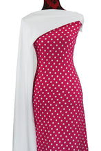 Load image into Gallery viewer, Hot Pink Polka Dots - $18.50 pm - liverpool