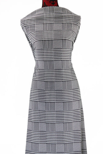 Houndstooth - $15pm CLEARANCE - $18.00 pm - Liverpool