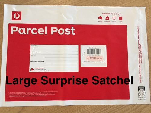 Surprise Satchel (Postage Included)