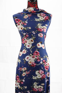 Wildflowers - $18.50 PM - Rayon Spandex