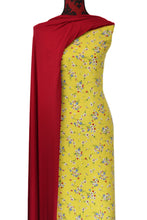 Load image into Gallery viewer, Jacinta in Yellow - $16.50 PM - Rayon Challis