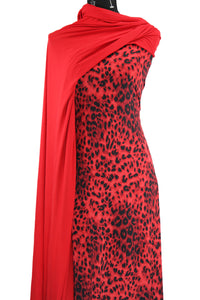 Red Animal Print - $18.50pm - Pila Spandex