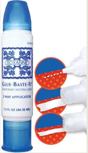 Roxanne Glue-Baste It Two Way Applicator 44ml