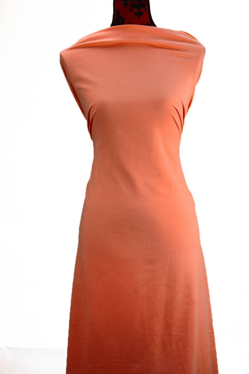 Salmon - $17.50 pm - 180gsm Cotton Spandex