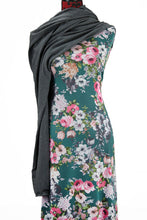 Load image into Gallery viewer, Seafoam Garden -  $18.50pm - Rayon Spandex