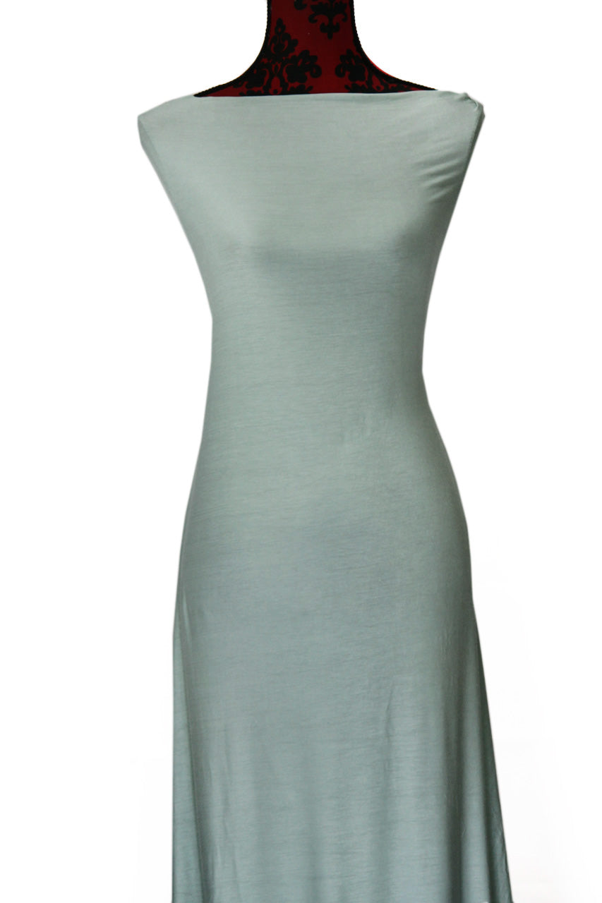 Soft Green - $17.50pm - Rayon Modal
