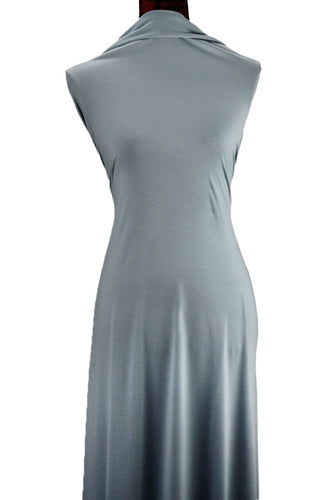 Steel Blue - $17.50pm - Rayon Modal