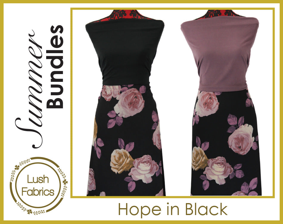 Summer Bundle - Hope in Black