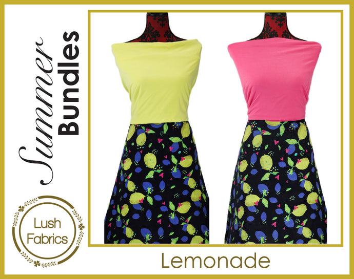 Summer Bundle - Lemonade