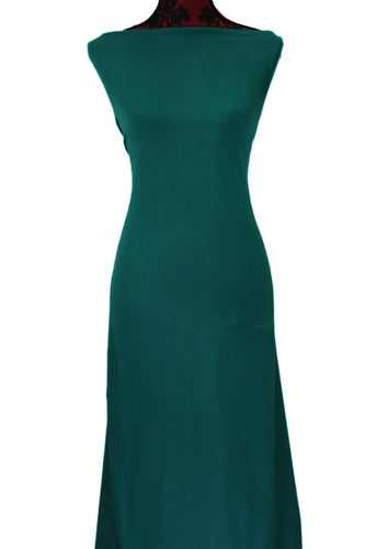 Teal - $17.50pm 180gsm Cotton Spandex Lightly Brushed