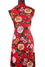 Load image into Gallery viewer, Vintage Rose - $18.50pm - Rayon Spandex