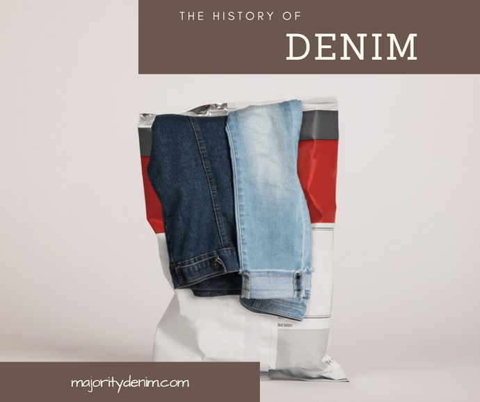 The History of Denim