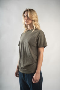Classic Short Sleeve in Lead