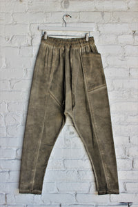 Baggy Drawstring Pants