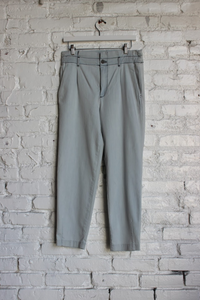 PRE-ORDER Cinched Straight-leg Pants