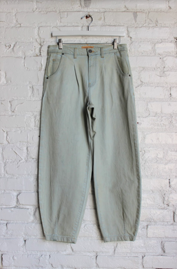 PRE-ORDER Narrow-ankle Flare Pants