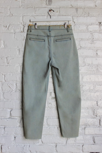 PRE-ORDER Frayed Top Pants