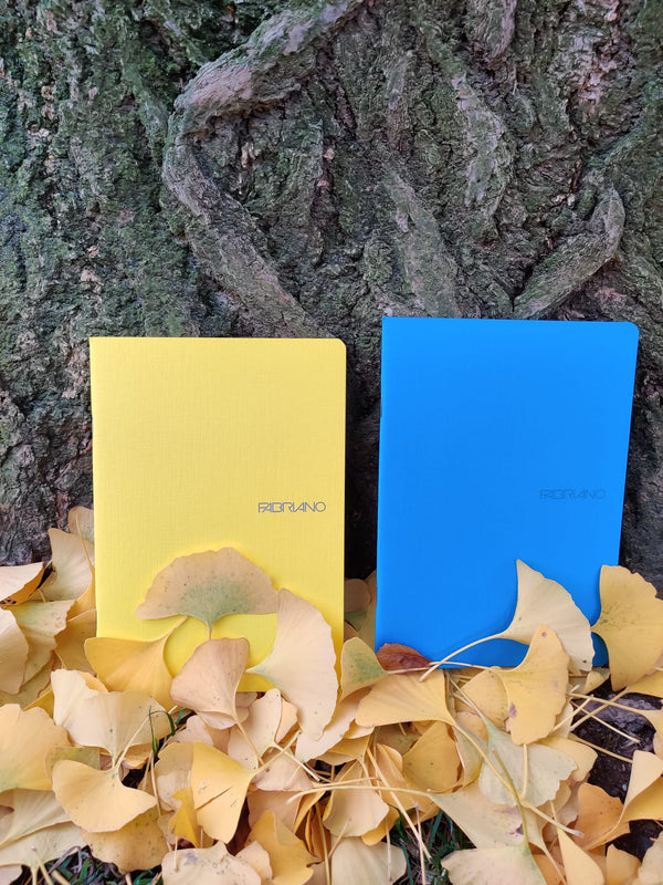 Notebooks with colored paper Fabriano