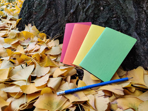 Small colorful notebooks-Notebooks-Atelier Toriko