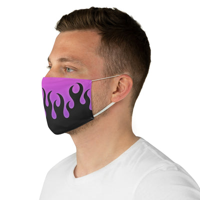 Megan Flame Mask
