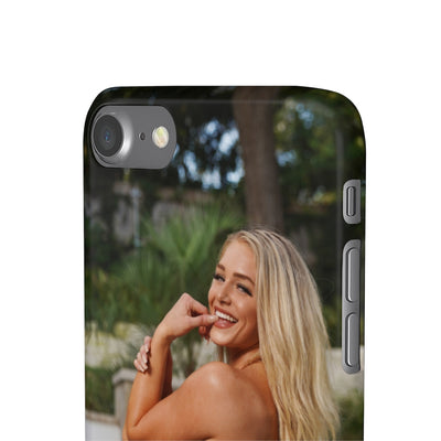 Courtney Tailor Pool Phone Case