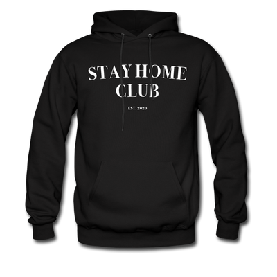 Boots Stay Home Club Hoodie