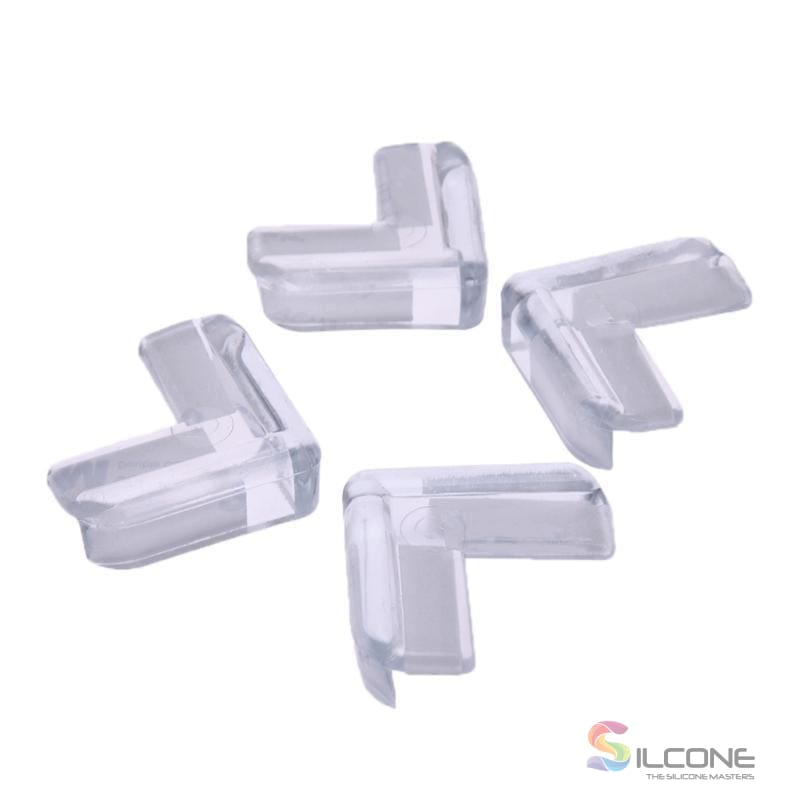 4Pcs Child Baby Silicone Safety Protector Table Corner
