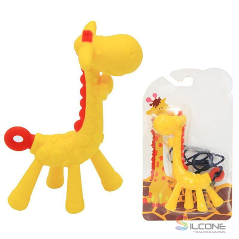 Image of Baby Teethers Giraffe