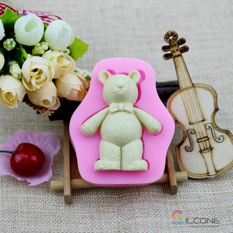 Bear Silicone Mold