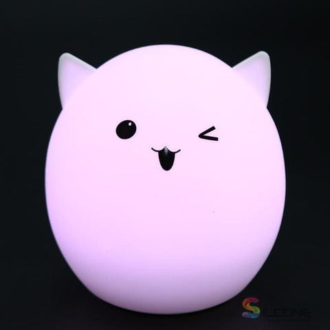 Cute Pig Led Night Light
