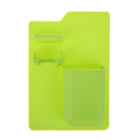 Image of Silicone Bathroom Organizer