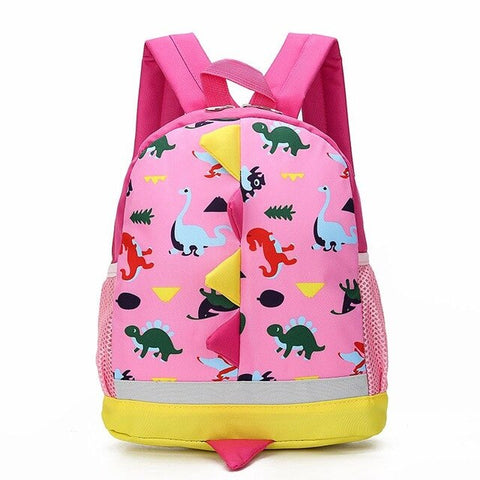 Cartable Fille Rose | Dinosaure Factory