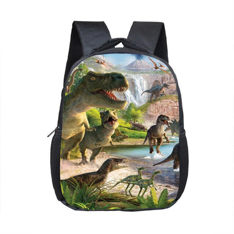 Sac a Dos Confortable | Dinosaure Factory