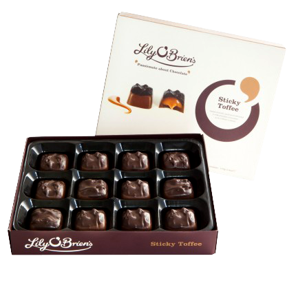 Hatbox Gift Set with Free Chocolates worth €8.95