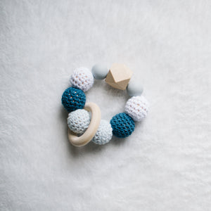 Midnight Sky Teething Ring