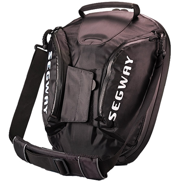 Segway PT black handlebar bag