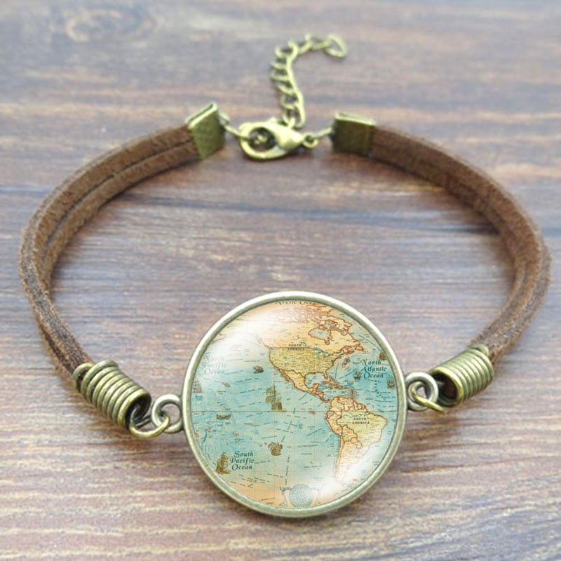 Bracelets4Earth Leather Strap Bracelets!