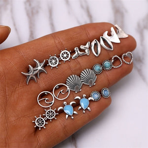 Bracelets4Earth 12 Earring Set