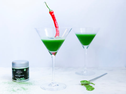 Matcha Cocktail - Matcha Oishii
