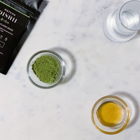 Matcha Face Mask Recipe - Matcha Oishii