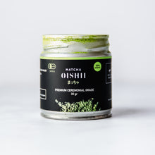 Load image into Gallery viewer, Ceremonial Grade Matcha Organic - Matcha Oishii