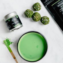 Load image into Gallery viewer, Drinking and Cooking Organic Premium Matcha Set